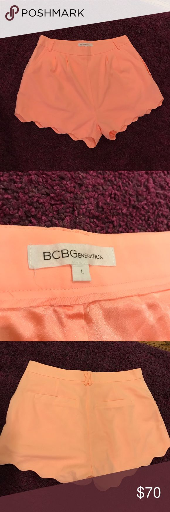 BCBGeneration shorts Never worn size large BCBGeneration Shorts
