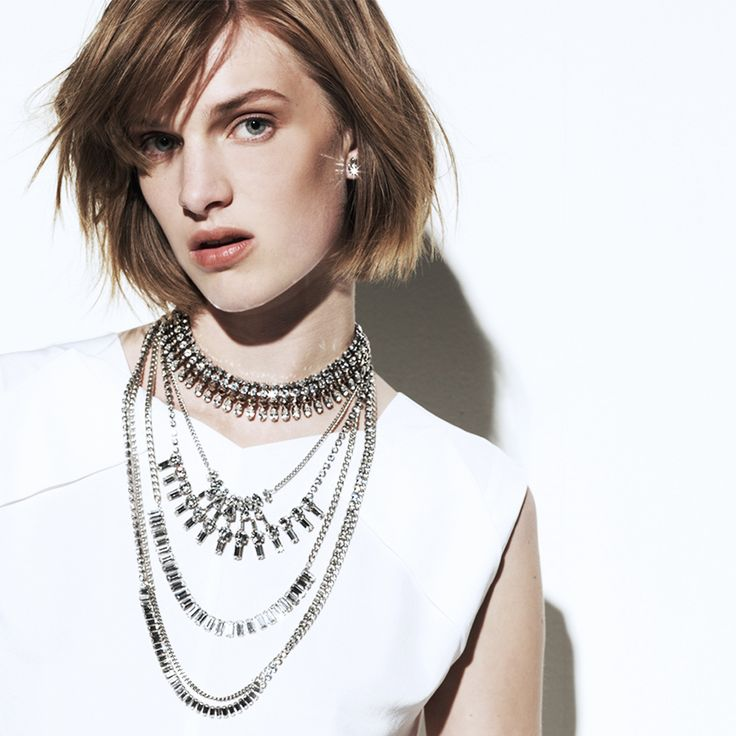 #veronikamaine #jewellery #necklace