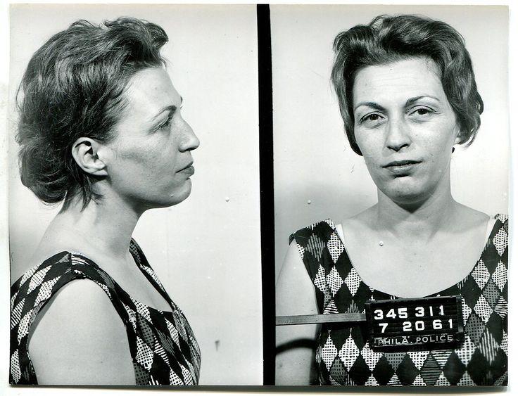 vintage mugshots women | Share