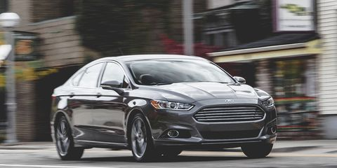 Perfect Review Ford Fusion Titanium 2 0 Ecoboost Awd 2019 And Images And View Di 2020