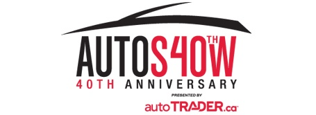 It's the 40th anniversary of the Canadian International Auto Show this year!