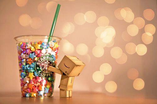 Starsbucks make me happy(: