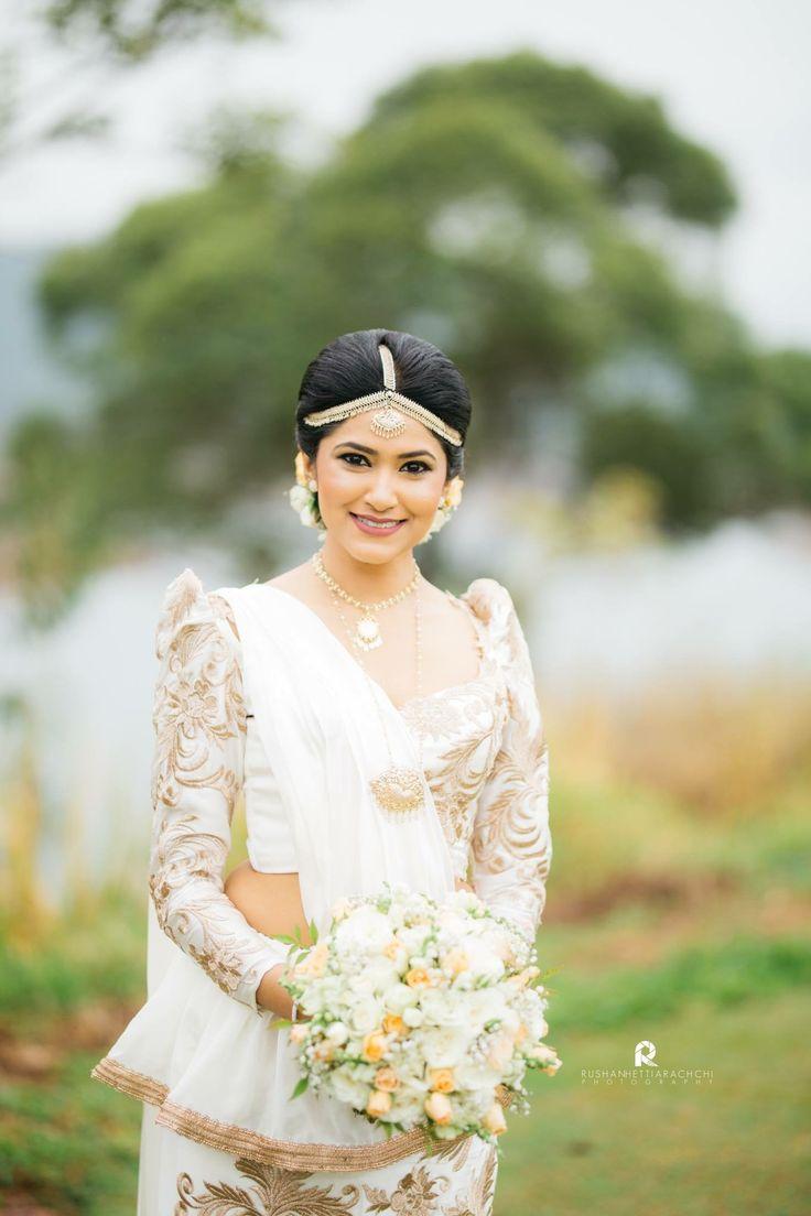 26 best sri lankan wedding images on pinterest wedding for Sri lankan wedding dress