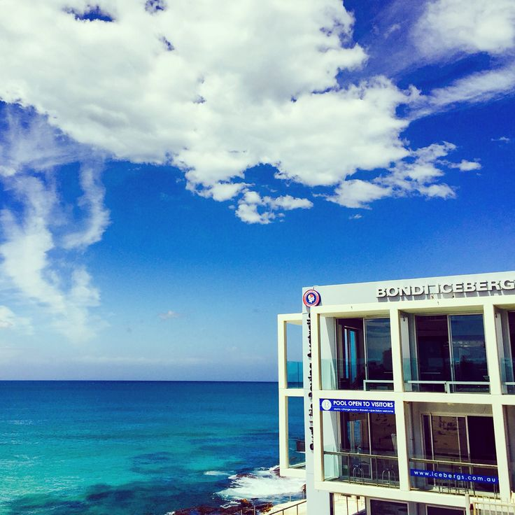 The iconic Icebergs at Bondi Beach offers approachable, generous Italian inspired cuisine with a strong focus on seafood. Amazing views and friendly staff, perfect lunch spot with weather like this.