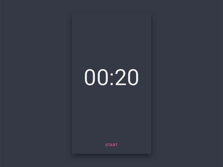 For day #014 of the Daily UI Challenge was to create a countdown timer of some sort. I wanted to play more in After Effects, so I did a simple countdown with animation.