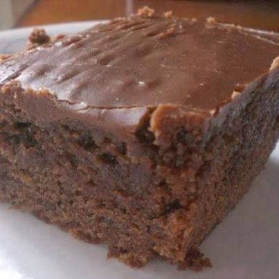 Double Chocolate Coca Cola Cake Ingredients : 1 cup Coca Cola (real thing, not diet) 1/2 cup oil 1 stick butter 3 Tablespoon cocoa 2 cups s...