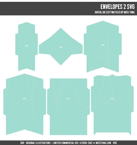 92 best envelope images on Pinterest Paper, Cards and Drawing - sample small envelope template