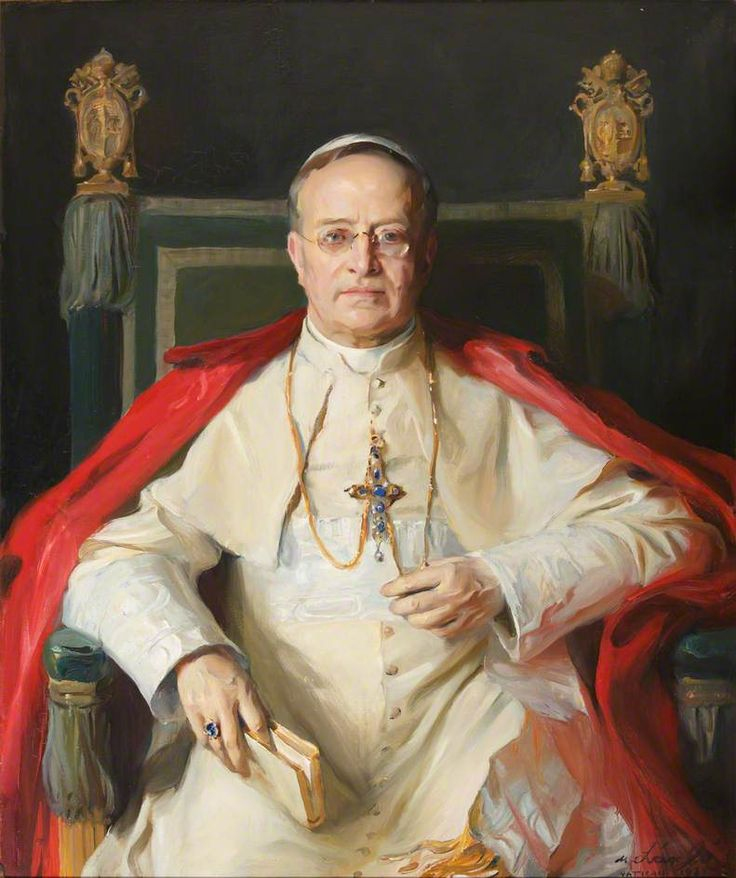 Image result for pope pius xi
