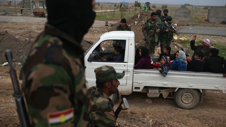 Las fuerzas militares del Kurdistán iraquí, los Peshmerga, han frustrado un ataque con armas químicas que tenían intención de perpetrar los milicianos del Estado Islámico precisamente contra los...