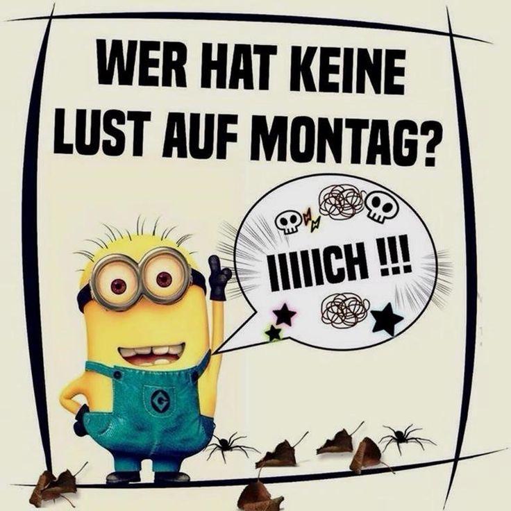 montag bilder lustig deutsch   Lustige zitate und sprüche ...
