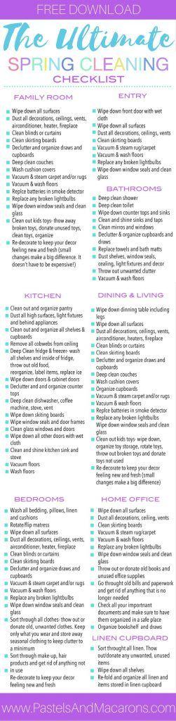 Best Spring Cleaning Tips best 25+ spring cleaning ideas on pinterest | spring cleaning tips