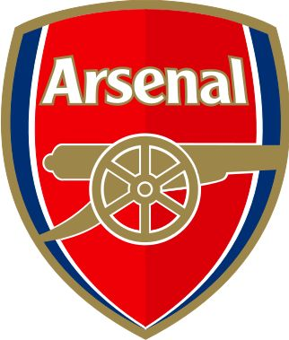 Arsenal Football Club. This became my English football club when I was a kid and my mom bought me an Arsenal hat and sticker book (English version of football and baseball cards) from England.