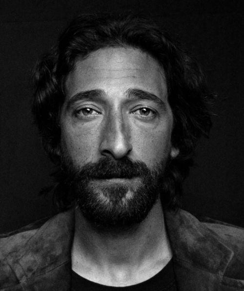 Adrien Brody by Raphael Mazzucco