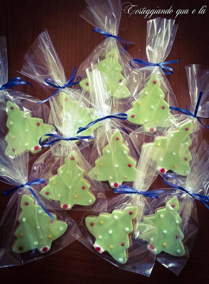 Three Cristmas cookie