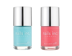 Chelsea Physic Gardens y Kensington Palace Gardens - Nails Inc. - 14, 90 €