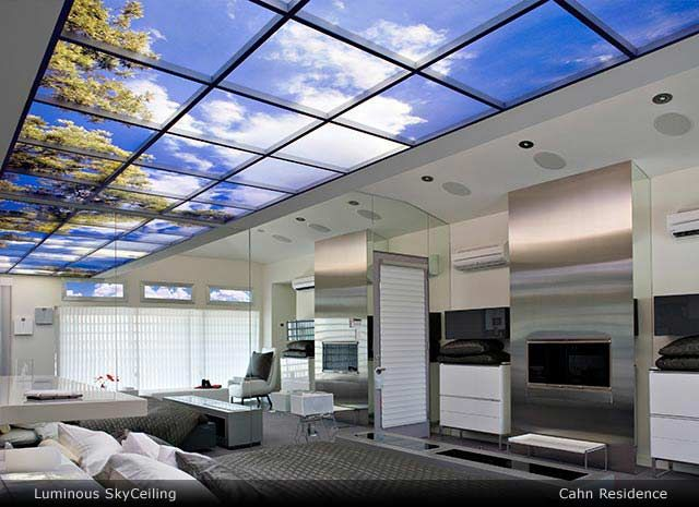 A Discussion Of Ceilings Will Have You Looking Up
