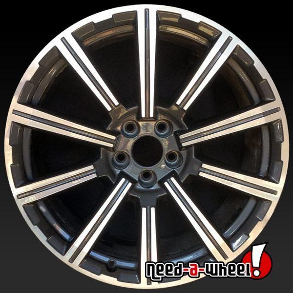 2017 2019 Audi Q7 Oem Wheels For Sale 20 Machined Stock Rims 58988 Wheels For Sale Oem Wheels Audi Q7