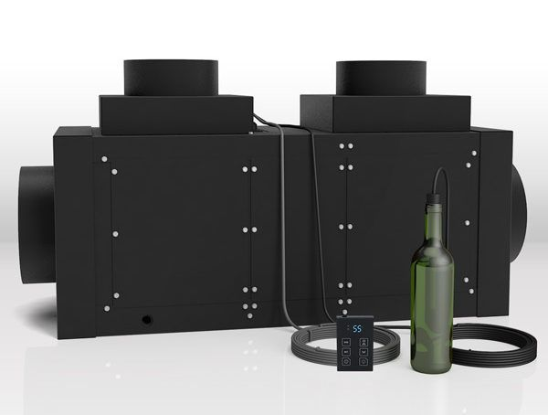 Products Phantom Series Wine Cellar Cooling Unit Cooling Unit