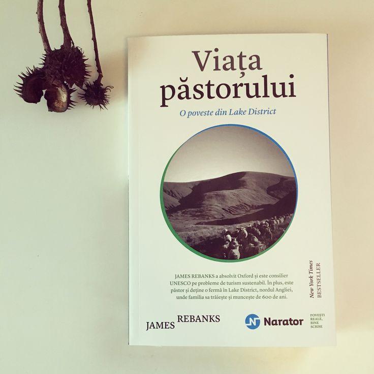 """""""Viața păstorului"""" este una dintre cele mai recente cărți din Colecția Narator, editura Publica, despre continuitate și despre sentimentul apartenenței într-o epocă tot mai centrată pe mobilitate și inventare de sine.  #TheSheperdsLife #RomanianEdition #narator #editurapublica"""