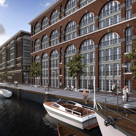 VPT Versteeg | Nieuw Argentinië Amsterdam