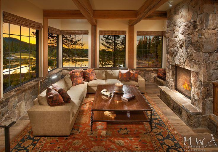 Image Result For Lake Cabin Interior Design Ideas