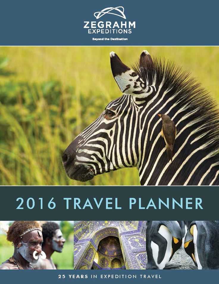 Zegrahm Expeditions | Beyond the Destination