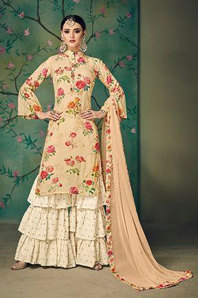 c39618882e Buy Kaara Suits Kajri Muslin Cotton With Heavy Diamond Work Salwar Kameez  12001 KaaraKajri Price Rs.1,299.00/-
