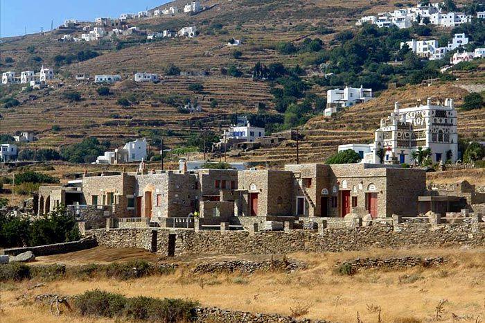 #vacation #villas of Tinos Habitart http://www.tinos-habitart.gr