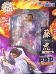 メガハウス POP セイリングアゲイン/ワンピース 藤虎 イッショウ (アンコール再販) PVC