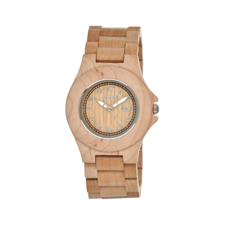 Wood Watch - amazing! $68