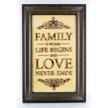44 best Family decor images on Pinterest | Art walls, Frame and ...