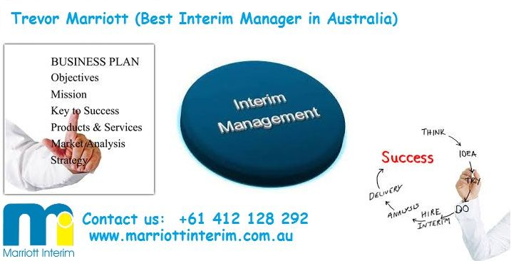 Marriott Interim provides latest strategy development and implementation plans. And we have highly experienced and skilled Chief Executives.