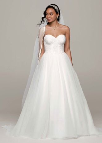 Best Ball Gown with Lace Corset Bodice Style AI