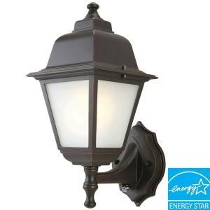 38 best new outdoor lights images on pinterest exterior lighting hampton bay wall mount 1 light outdoor oil rubbed bronze dusk to aloadofball Gallery