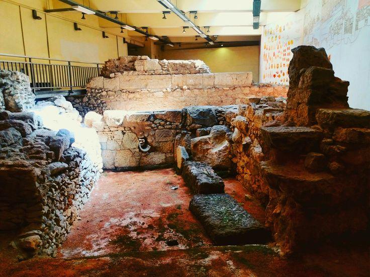 Ancienty city revealed... underground