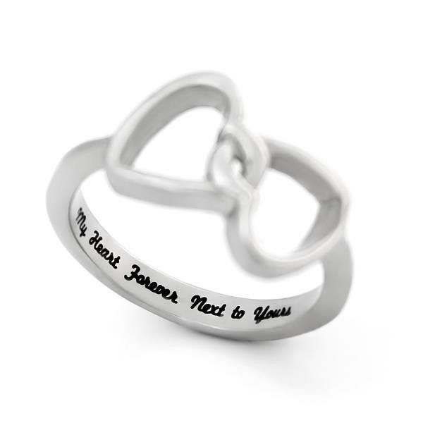 66 best Couples Rings images on Pinterest Couple rings Infinity
