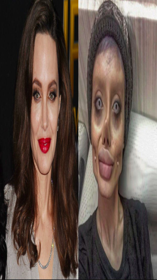 Woman claims she underwent 50 plastic surgeries to look like Angelina Jolie via @AOL_Lifestyle Read more: https://www.aol.com/article/lifestyle/2017/11/30/woman-claims-she-underwent-50-plastic-surgeries-to-look-like-angelina-jolie/23293293/