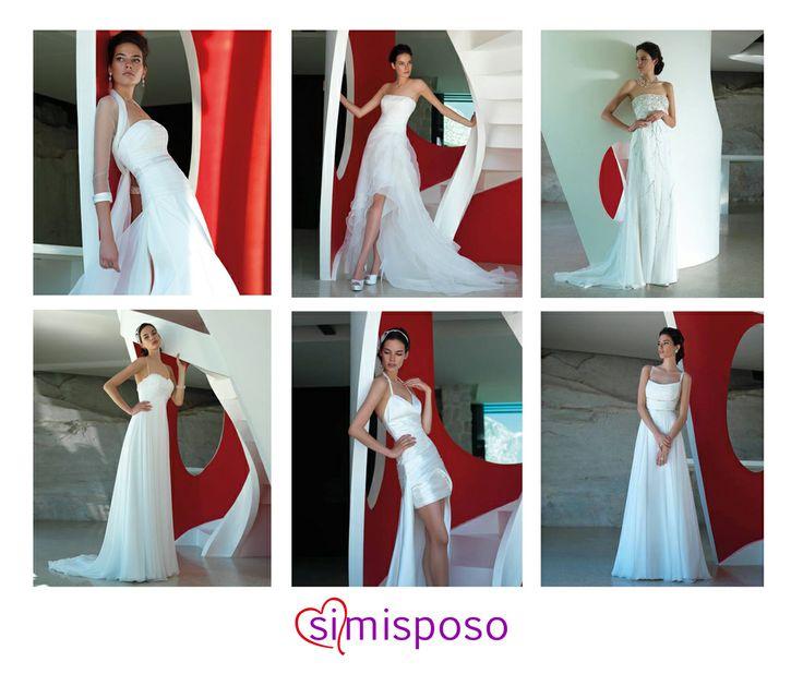 L'abito da sposa…uno dei sogni più belli di ogni donna. <3