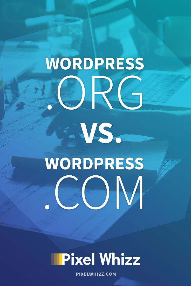 Wordpress.com vs wordpress.org? Hosted or self hosted? What does it all mean! So, which is the right one for you, and why would you choose one over the other?
