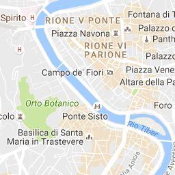 punti vendita di detersivi alla spina in provincia di Roma - Wash Maps