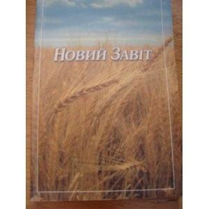 Ukrainian New Testament / Ukranian Novi Zavet  $19.99