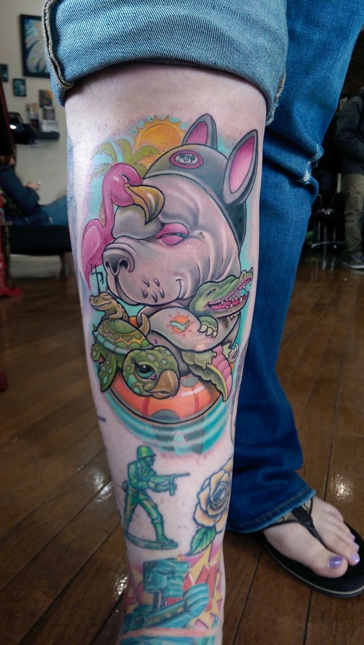 27 best images about new school tattoo on pinterest for Art of gunnar tattoo