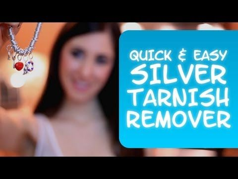 The Best Kept Silver Cleaning Secret Ever!  Tiffany's charges $15 and up to clean jewlery.  I have silver jewlery that I haven't worn in years!  Can't wait to see if this works for my jewlery!