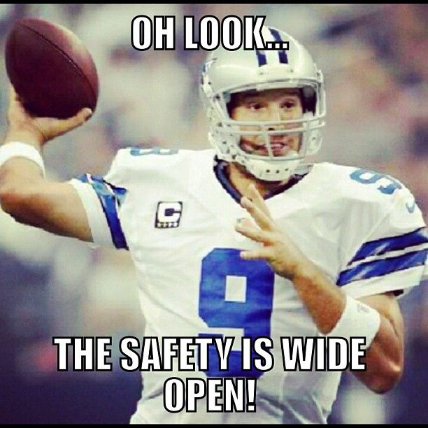 Tony Romo #Cowboys. Haha! My vacuum broke! I put a Tony Romo sucker on it and now it sucks again! Black and Yellow! E.