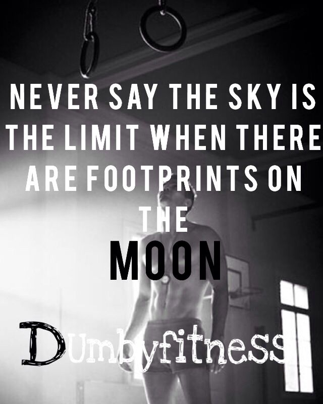 Never say the sky is your Limit