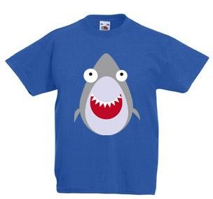 camiseta tiburon de www.cuquinuni.comhttp://www.pinterest.com/lelula/appli-vorlagen/