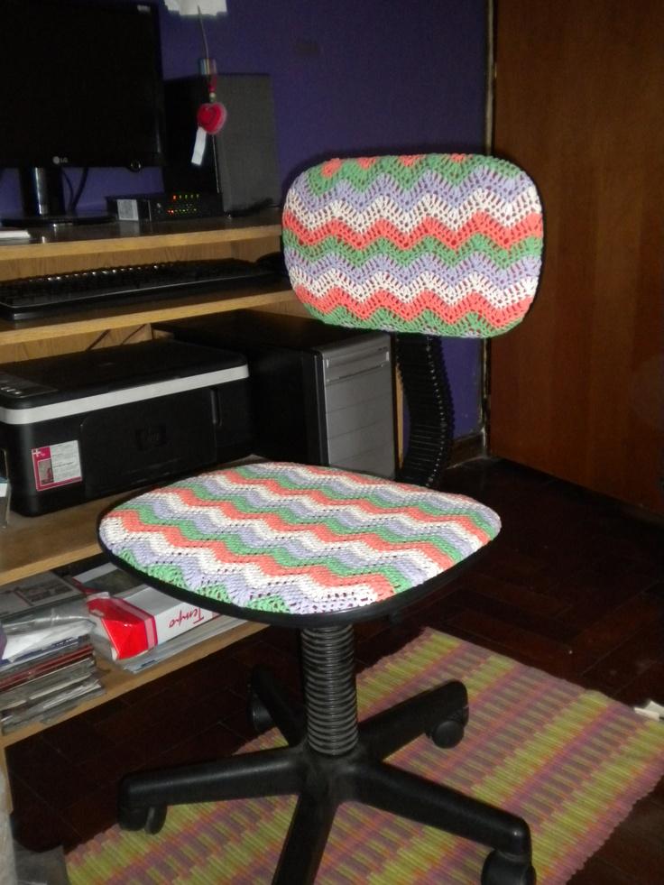 Silla para la computadora for the home pinterest sillas for Sillas para computadora