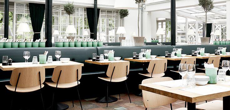 Søborg Chair design  Børge Mogensen - Fredericia