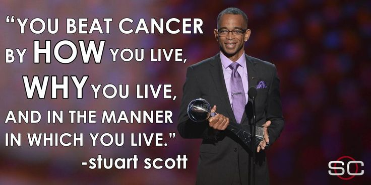 ICYMI: Here's @StuartScott inspirational speech on accepting the Jimmy V Perseverance Award. » http://es.pn/1oKszL3  pic.twitter.com/3NsOZux1gQ