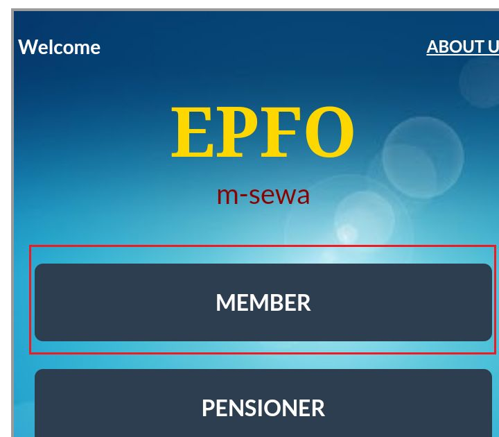 Article on how to check your PF balance using EPFO Mobile App m-epf
